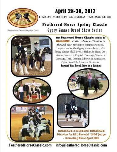 Feathered Horse Classic